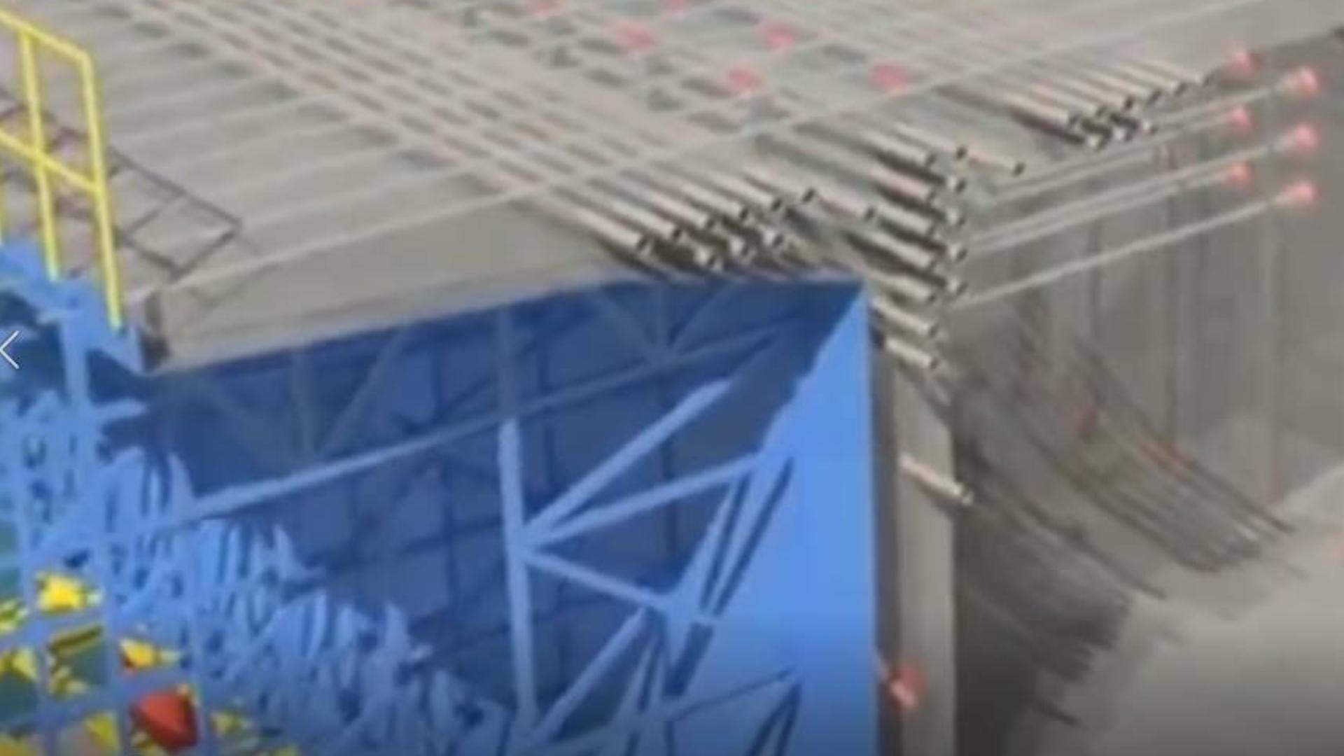 杭州湾大桥BIM应用:3分钟实例演示,技术先进,值得收藏!.MP4