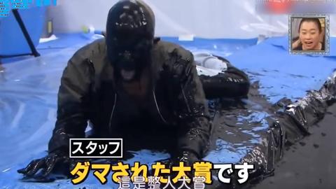 日本整人节目:绝对会绊倒的门!一点都不好笑!我也只是看了20遍而已!