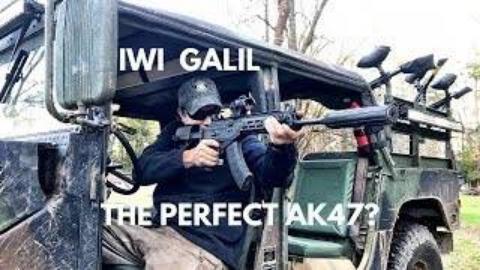 [Dustin Ellermann]IWI加利尔ACE步枪深入测试