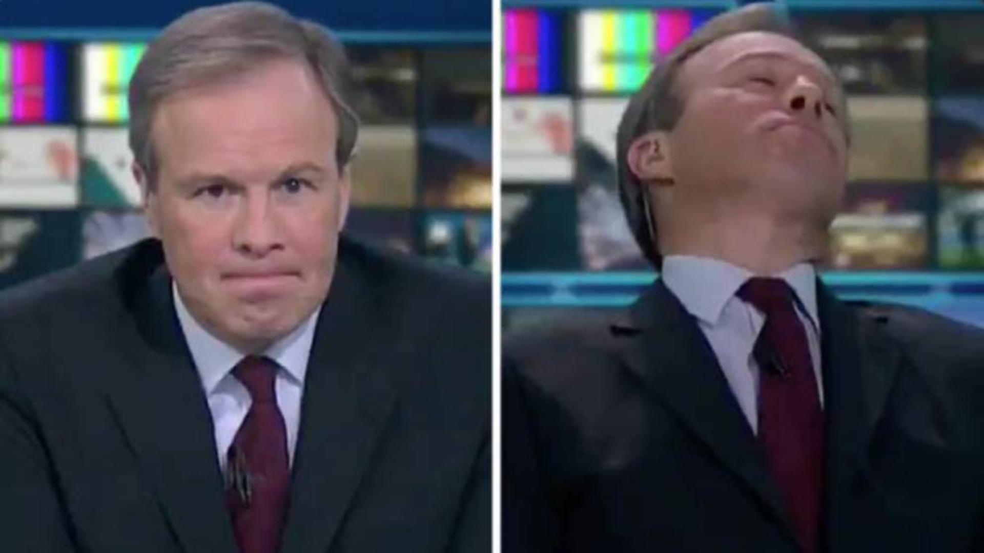 连续8小时直播大选 英国主持人累瘫