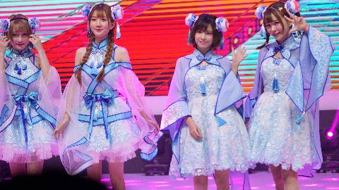 【AWSL】Acfun展台的 Ac娘太可爱了!!
