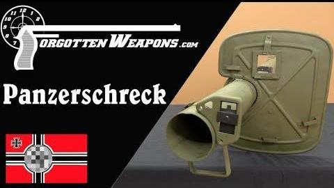 【被遗忘的武器/双语】德国RPzB 54 坦克杀手 反坦克火箭筒