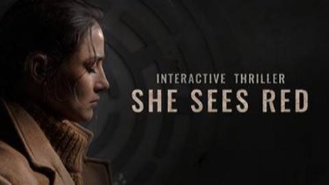 【互动电影游戏】She Sees Red【俄语语音】