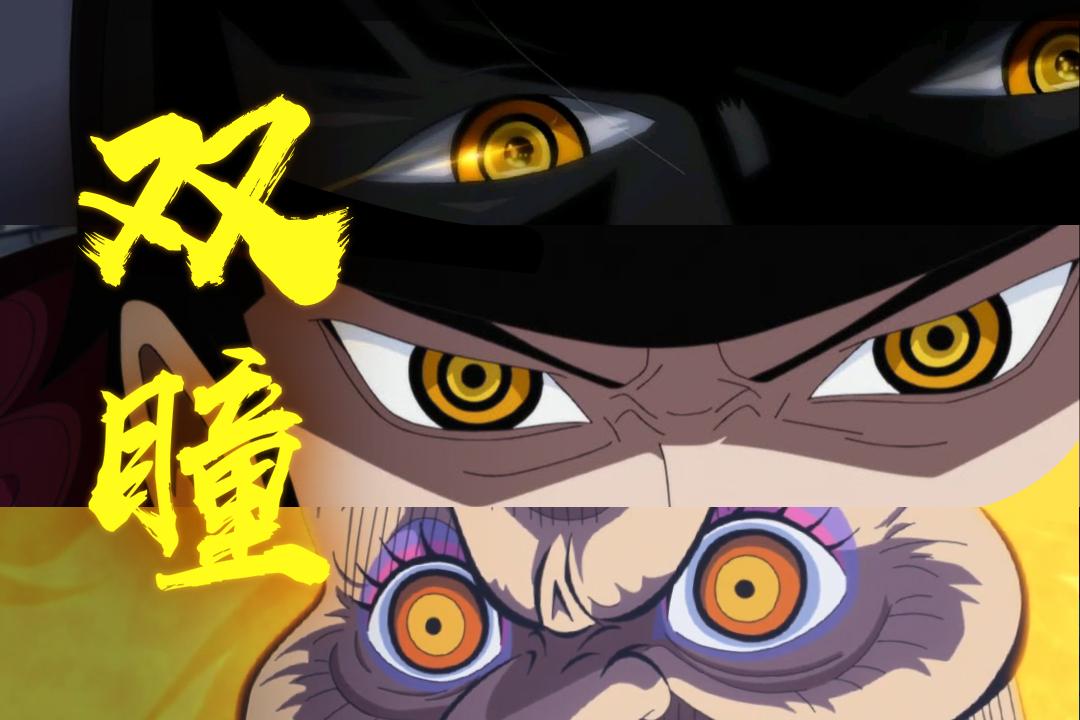 【海贼王短析41】伊姆大人的双瞳•决定命运的波纹眼之谜