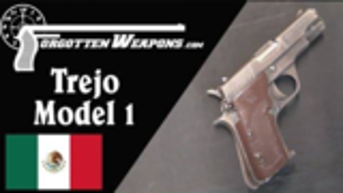 【被遗忘的武器/双语】特乔1型冲锋手枪历史介绍/靶场试射