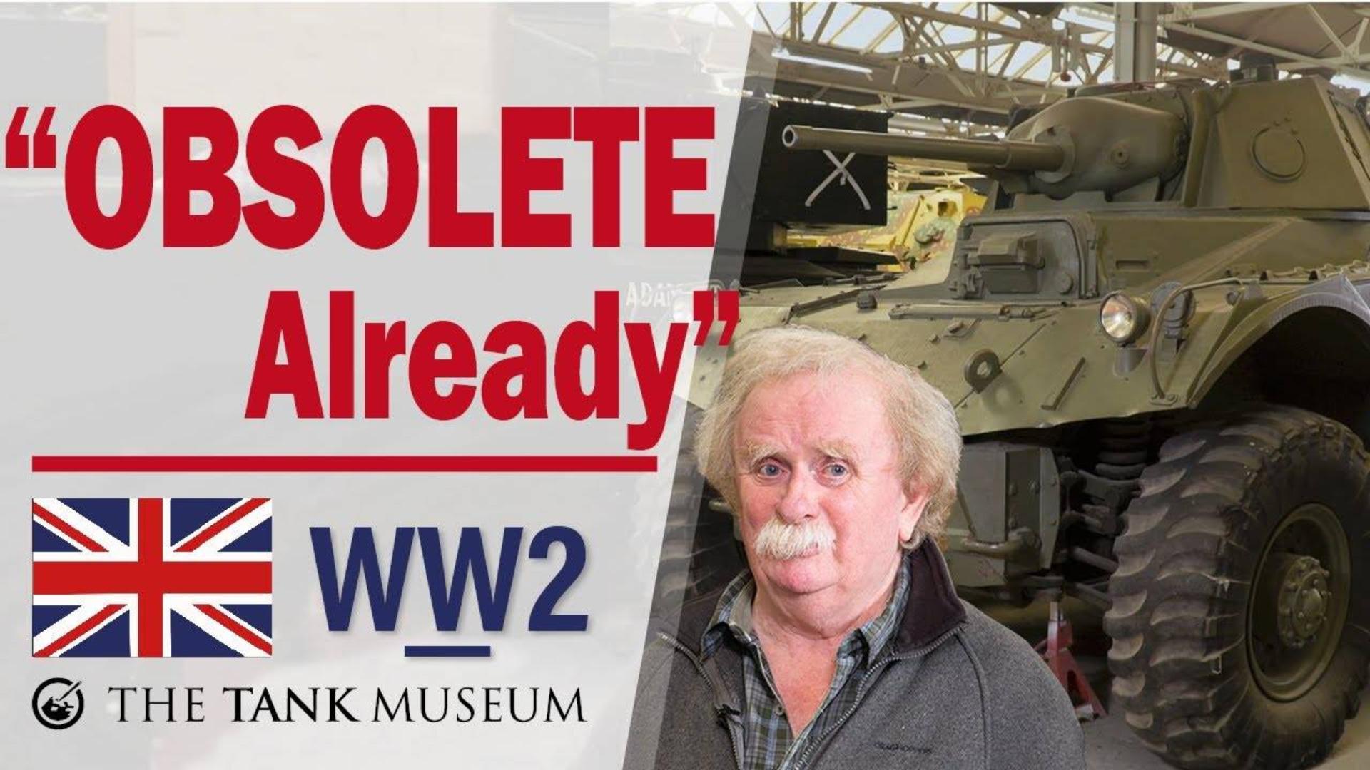 【坦克讲座/双语】大卫·弗莱彻-86-考文垂装甲车