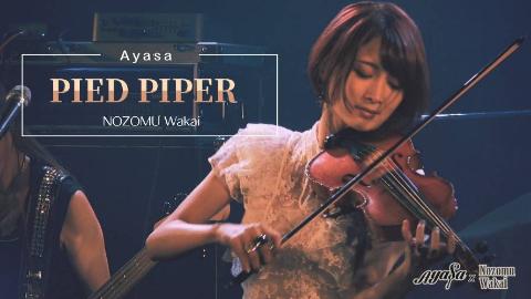 【Ayasa】摇滚系の小提琴版《PIED PIPER》