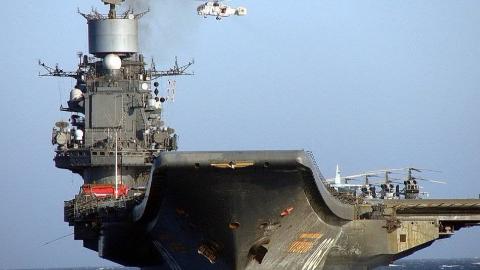 实锤了!俄罗斯国防部长:我们不要航母了,俄罗斯不再需要那东西