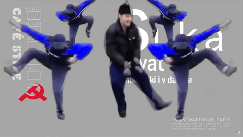 苏卡布列亚特!战斗民族沙雕有趣视频66#Cyka Блядь!