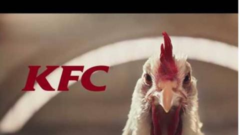 KFC广告《我是全鸡》