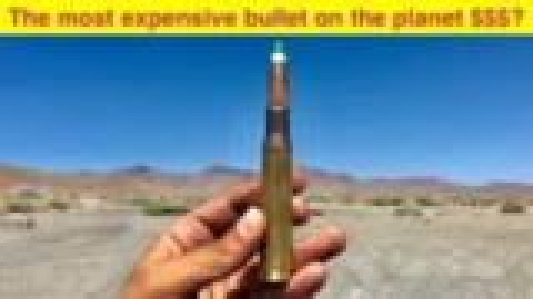 [Edwin Sarkissian]试射世上最贵的子弹