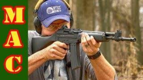 [MAC]冷战时期伯莱塔AR70突击步枪
