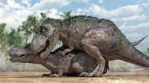 游戏史上最蛋疼的恐龙游戏