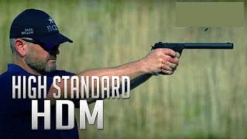 【搬运/已加工字幕】高标HDM无声手枪