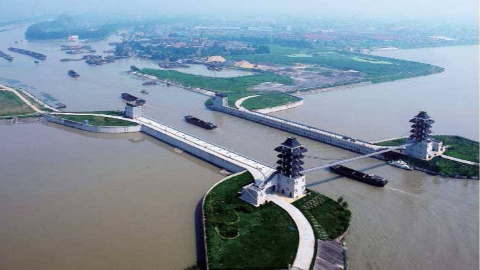 """明朝永乐皇帝最终建成中国历代都未能够修筑完工的""""京杭大运河"""""""