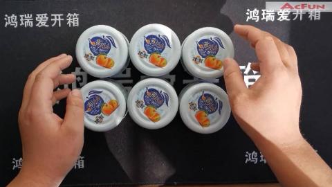 """小伙试吃淘宝3元一罐的""""酸奶黄桃罐头"""",这叫一个酸啊~"""