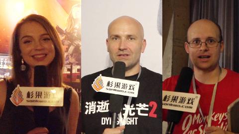 """看看""""外国游戏厂商""""到底想对中国玩家说什么?   杉果派2019回顾"""