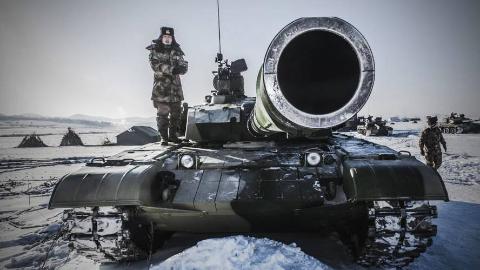 打钢铁如穿豆腐、内壁光滑如镜子,官方曝光99坦克主炮生产工艺