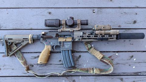 HK416 即正义