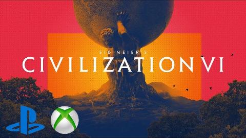 文明6即将登录PS4&X1