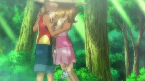 【宝可梦/XY/剪辑】小智与塞蕾娜的童年时光