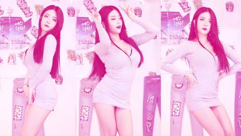 Girl Crush - Bo Mi 普美饭拍-小姐姐皮一下