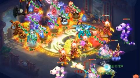梦幻西游:159届武神坛冠军,七连冠的珍宝阁服战队封印蚩尤了!