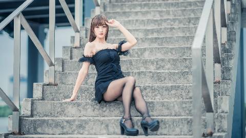 【巫小萤】AOA-Excuse me  性感翻跳