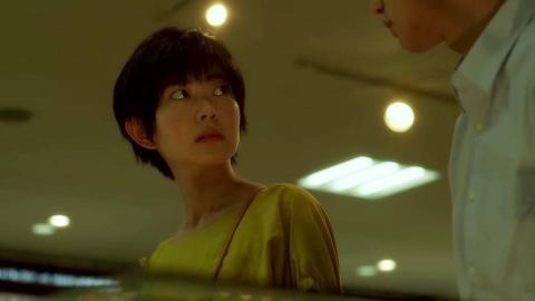 日本深夜剧《就是进不来》02,网友回答,可能是太大了!