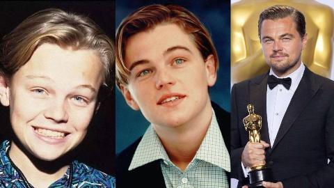 【阿斗】 19岁奥斯卡提名,42岁得奖,这23年小李子都经历了什么?