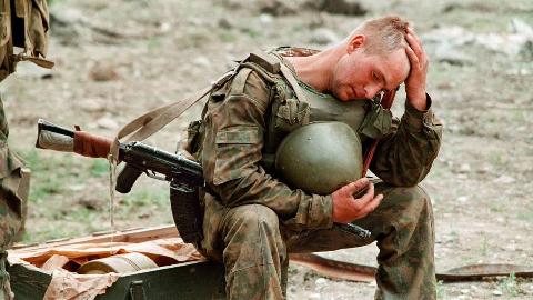 【Давай за…】【俄罗斯·车臣战争的残酷你无法想象】