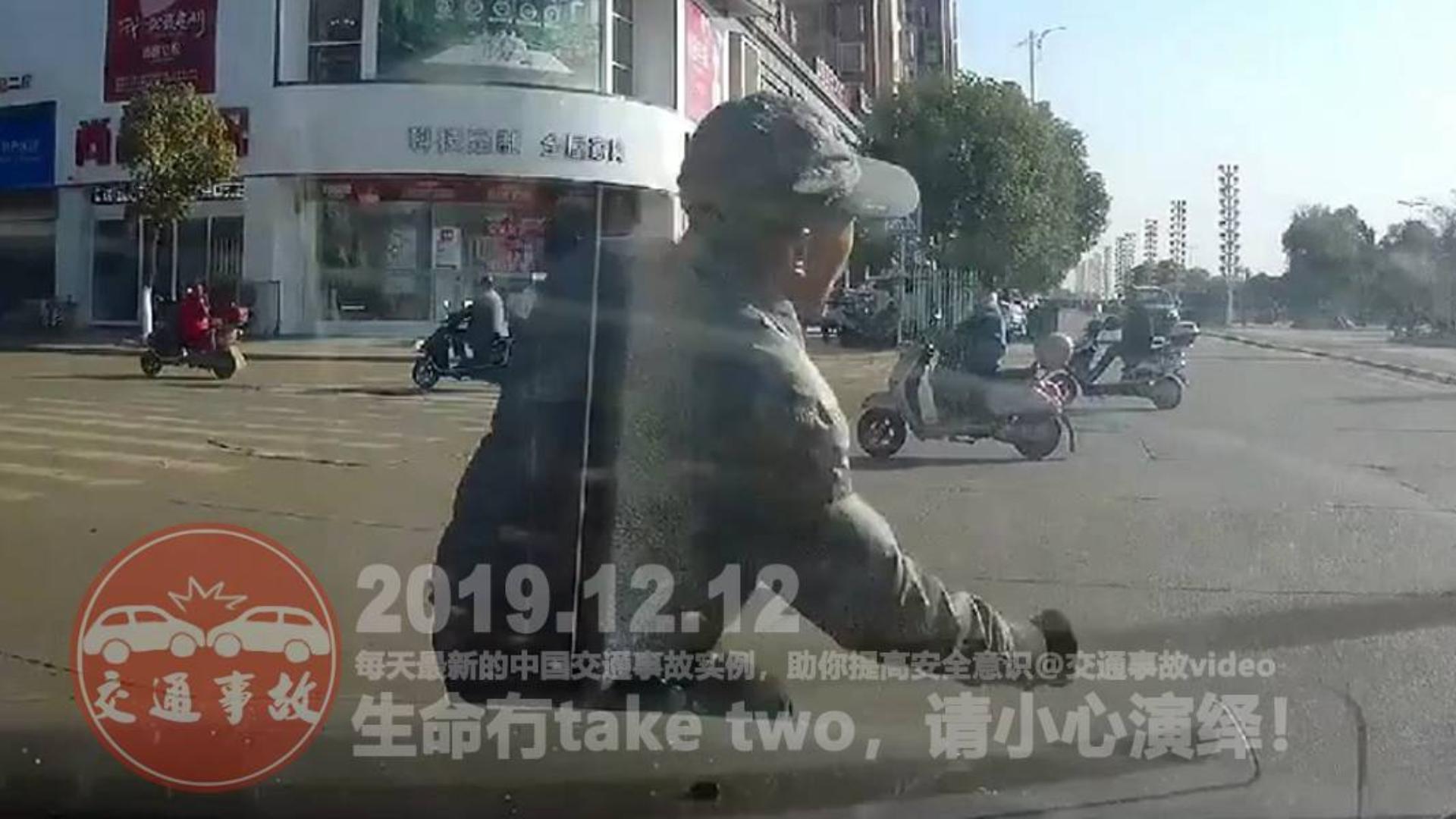 中国交通事故20191212:每天最新的车祸实例,助你提高安全意识