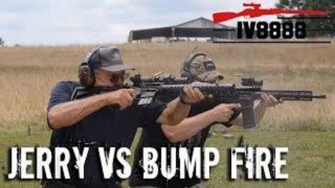[Iraqveteran8888]世界最快速射冠军 vs 撞火