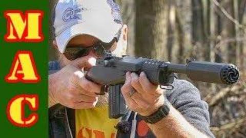 [MAC]儒格Mini14半自动步枪