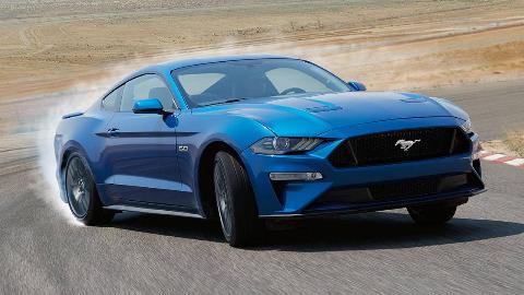 2019款福特野马7月最新报价已出,年少时的梦想之车!