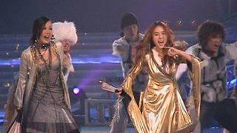 16年前的李贞贤和孙悦同台《哇》