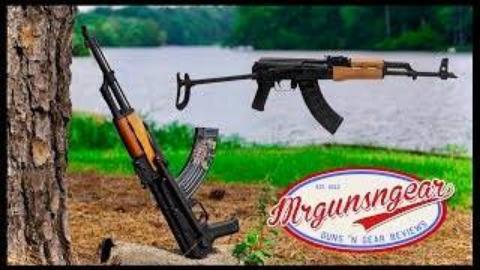 [Mrgunsngear Channel]WASR-10罗马尼亚AK47