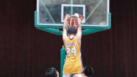 【朱一旦】想去打一场精彩的篮球,却意外的发现了一个商机