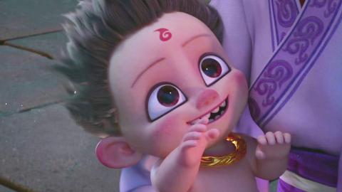 男孩为魔童转世,长大后历经雷劫飞升成仙,一部魔幻动画电影