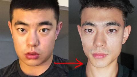 【健身提升颜值?】7年健身我的脸型变化!如何改善面部轮廓(无手术)