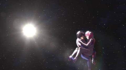 【七月新番】少女太空漂流记(遭难记)-彼方的阿斯特拉