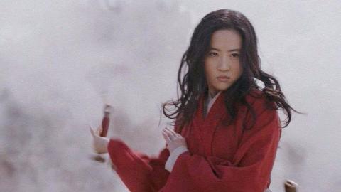 【预告】迪斯尼真人版电影《花木兰》首款中文预告片【1080P】