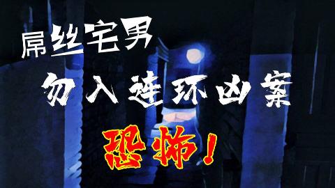 【恐怖游戏】屌丝宅男误入连环凶杀案!重重危机要如何化解