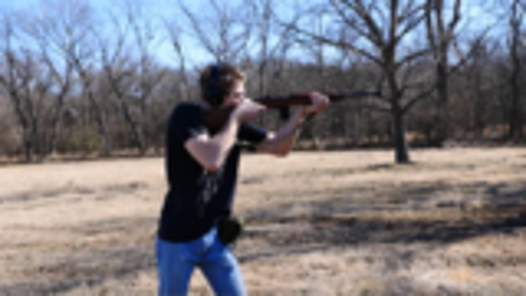 【GDF译制】TFB TV出品:奔跑与枪械 - M1 卡宾枪