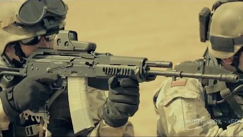 【搬运/官方宣传片】波兰的5.56mmAK——FB Beryl/Wz.96系列突击步枪(中秋快乐!)