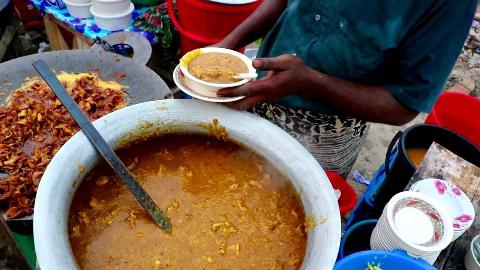 【孟加拉国美食】-达卡街最佳街头美食