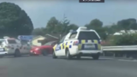 PIT截停--第一视角的警察追缉2