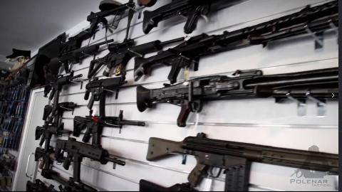 国外的武器商店是怎么样的