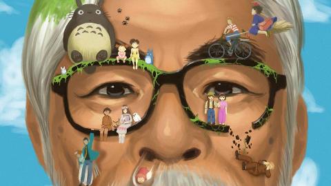 宫崎骏不是只有《千与千寻》 这些作品也很棒