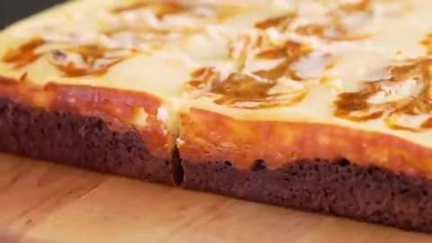 无油巧克力蛋糕,拒绝甜腻过度